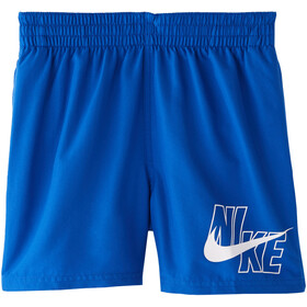 "Nike Swim Logo Solid 4"" Volley Shorts Boys game royal"